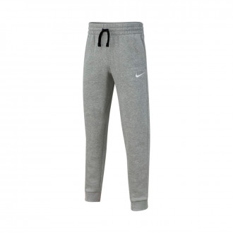 Pantalón largo  Nike Casual Niño Dark grey heather-White