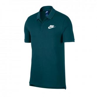 Polo  Nike Sportswear Nightshade-White