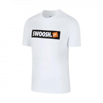 Camisola  Nike Sportswear Swoosh White