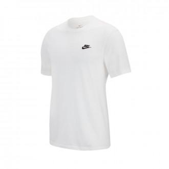Camisola  Nike Sportswear White-Black