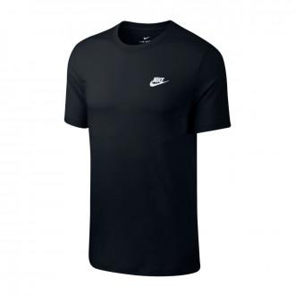Camiseta  Nike Sportswear Black-White