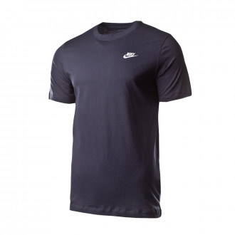 Camiseta  Nike Sportswear Dark Obsidian-White