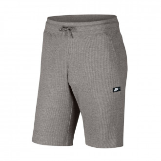 Pantalón corto  Nike NSW Me SHORT Waffle Dark grey heather