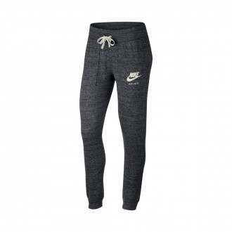 Pantalón largo  Nike Sportswear Vintage Mujer Anthracite-Sail