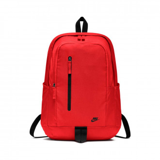 Mochila  Nike All Access Soleday University red-Black