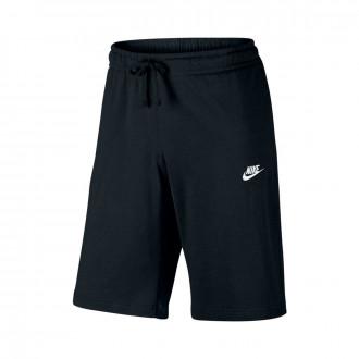 Calções  Nike Sportswear Short Black-White