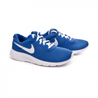 Sapatilha  Nike Tanjun GS Niño Game royal-White