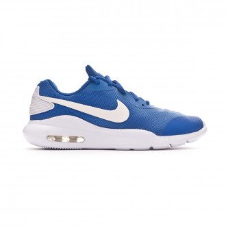 Zapatilla Nike Air Max Oketo GS Niño Game royal-White
