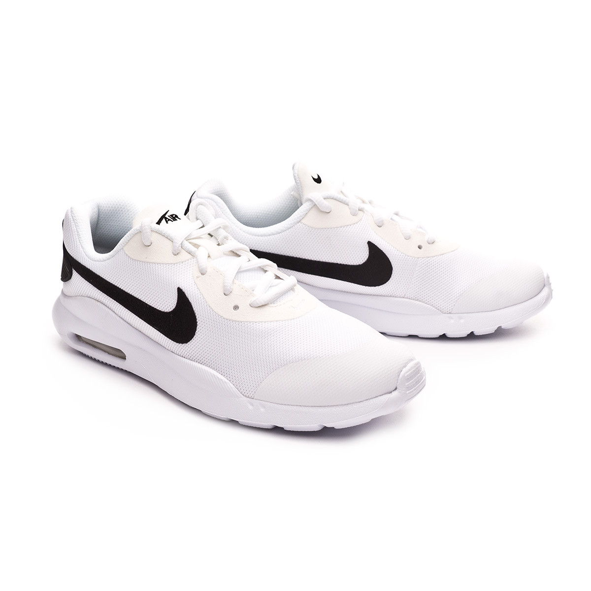 8bc7c6e859 Trainers Nike Kids Air Max Oketo GS White-Black - Football store Fútbol  Emotion