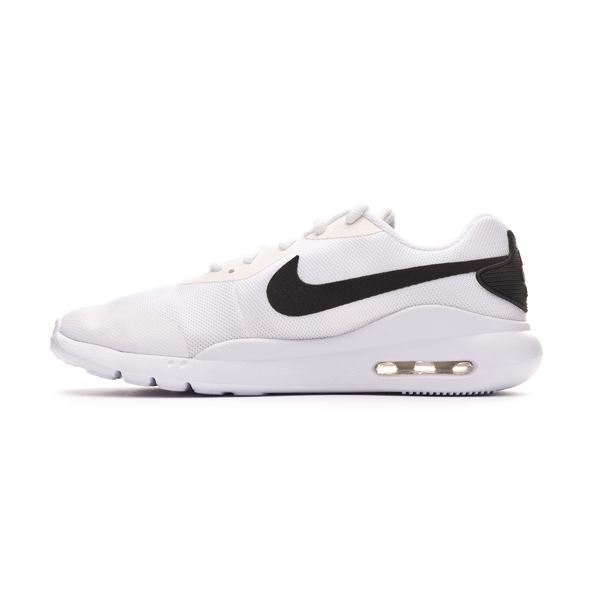 f7fde31d9 Trainers Nike Air Max Oketo GS Niño White-Black - Football store Fútbol  Emotion
