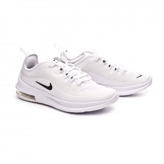 Zapatilla  Nike Air Max Axis Niño White-Black