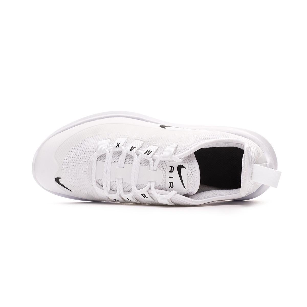 premium selection c2495 9023f Trainers Nike Kids Air Max Axis White-Black - Football store Fútbol Emotion