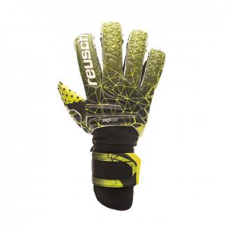 Luvas Reusch Fit Control Pro G3  SpeedBump Evolution Ort.Tec Negro-Verde-Amarillo