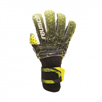 Glove  Reusch Fit Control Pro G3 SpeedBump Evolution Black-Yellow
