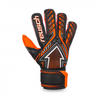 Glove Reusch Freccia Niño Orange-Black