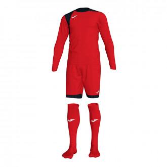 Kit  Joma Zamora IV Red-Black