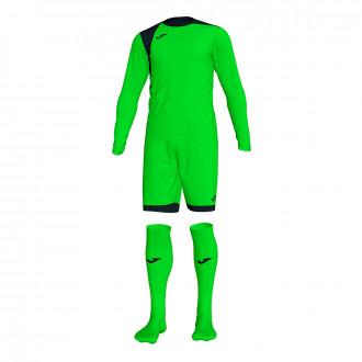 Kit  Joma Zamora IV Verde flúor-Black