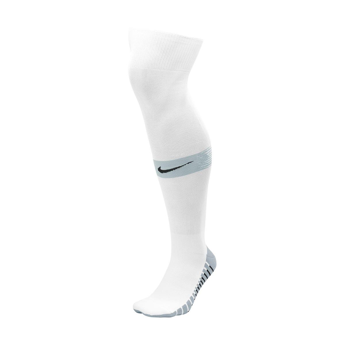 ac59c0af395b Football Socks Nike Team Matchfit Over-the-Calf White-Jetstream ...