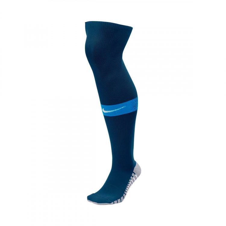 52e88a228 Football Socks Nike Team Matchfit Over-the-Calf Midnight navy-Game ...