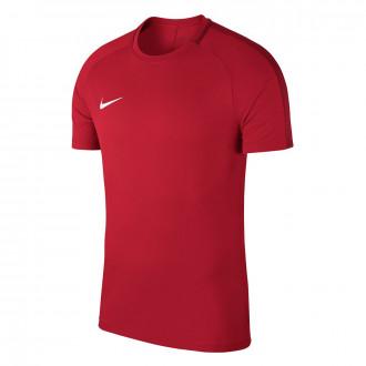 Camiseta  Nike Academy 18 Training m/c Niño University red-Gym red-White