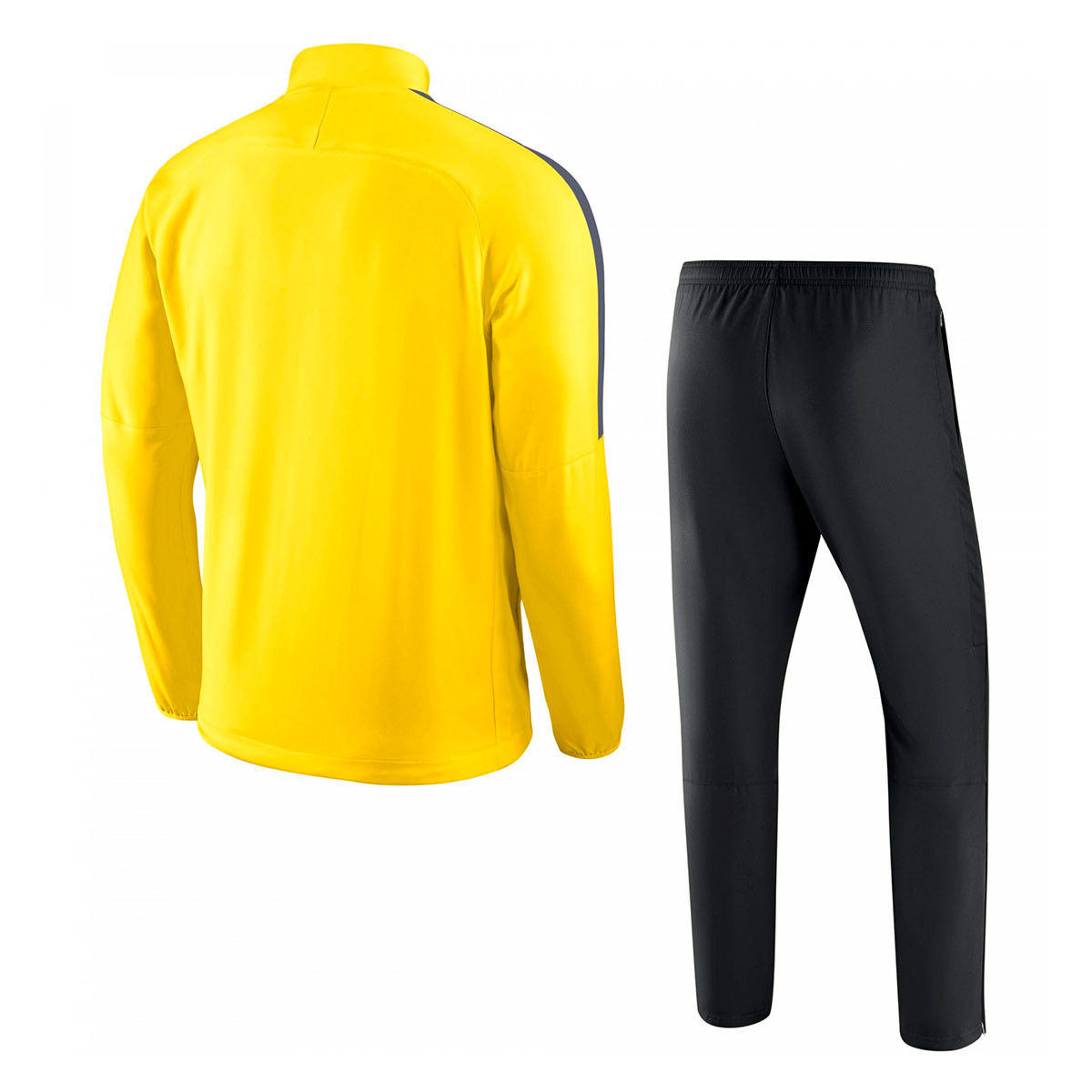 36f50a421 Tracksuit Nike Kids Academy 18 Woven Tour yellow-Black-Anthracite - Football  store Fútbol Emotion