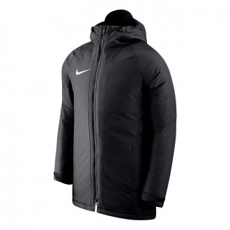Abrigo  Nike Academy 18 Niño Black-White