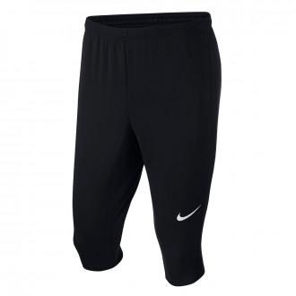 Pantalón pirata  Nike Academy 18 Training Niño Black-White