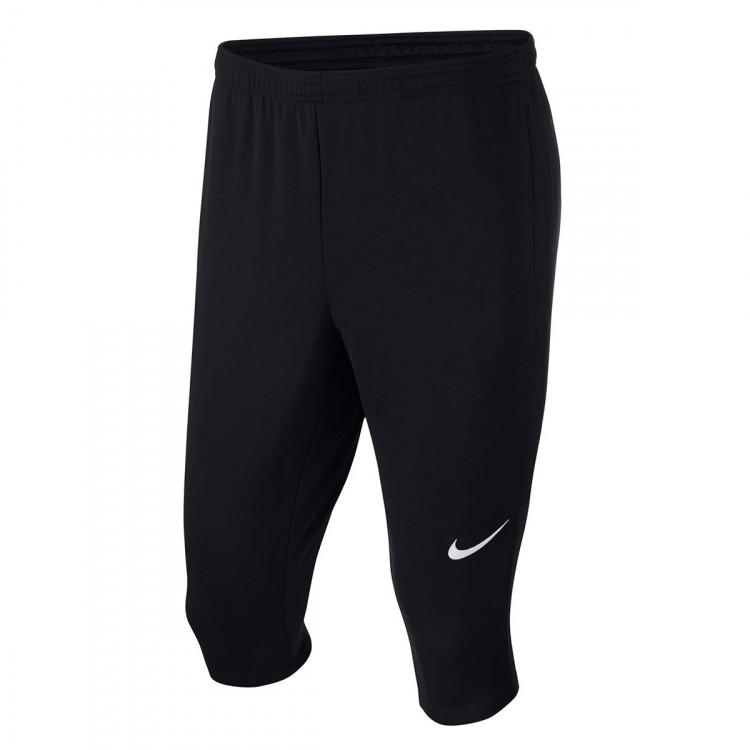 espiritual Preferencia Industrializar  Capri pants Nike Kids Academy 18 Training Black-White - Football store  Fútbol Emotion