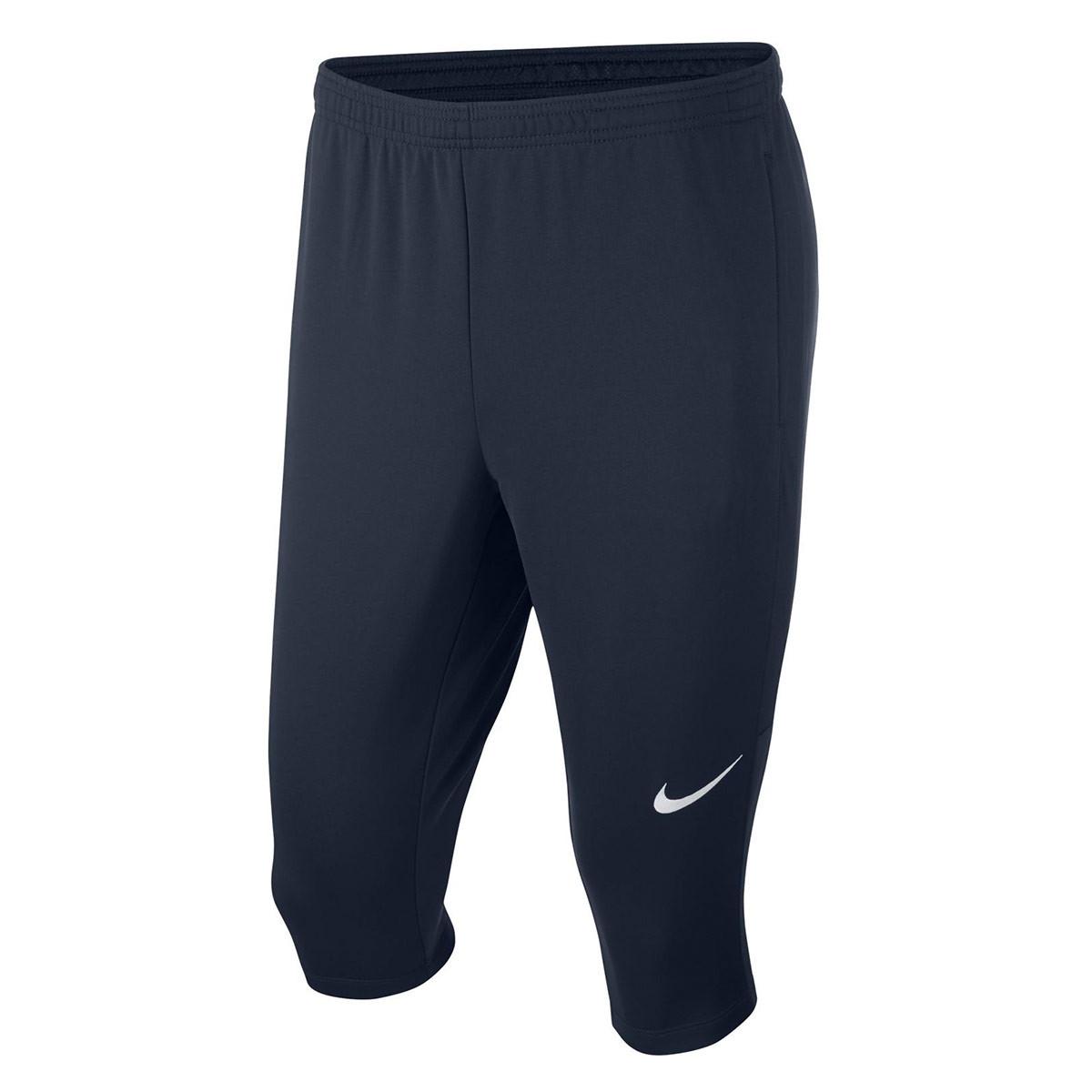mostrar Regularmente Oclusión  Capri pants Nike Academy 18 Training Obsidian-White - Football store Fútbol  Emotion