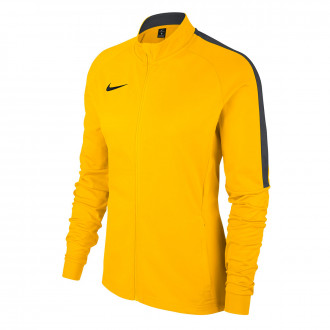 Casaco Nike Academy 18 Knit Mujer Tour yellow-Anthracite-Black