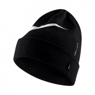 Bonnet  Nike Team Beanie Black-White