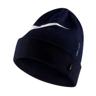 Bonnet  Nike Team Beanie Obsidian-White