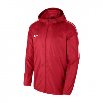 Raincoat  Nike Kids Park 18  University red-White