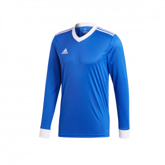 Maillot  adidas Tabela 18 m/l Bold blue-White