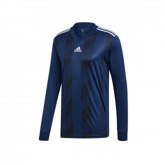 Camisola  adidas Striped 19 m/l Dark blue-White