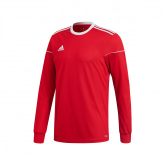 new concept a3292 26bc2 Camiseta adidas Squadra 17 m l Power red-White
