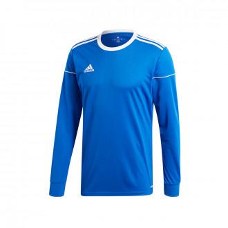 Camisola  adidas Squadra 17 m/l Bold blue-White
