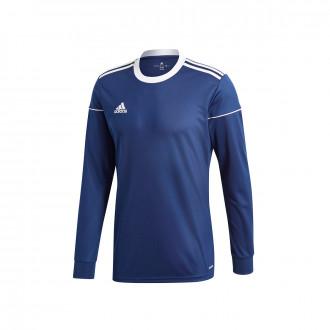 Camisola  adidas Squadra 17 m/l Dark blue-White