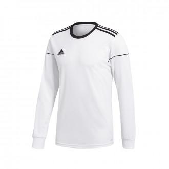 Camisola  adidas Squadra 17 m/l White-Black