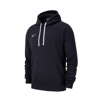 Sweatshirt  Nike Club 19 Hoodie Black-White
