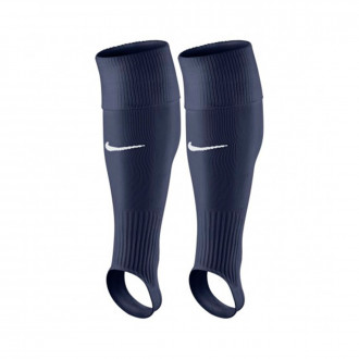 Football Socks Nike Stirrup Midnight navy-White