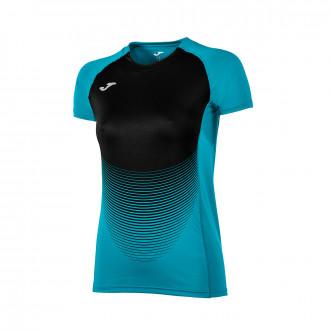 Jersey  Joma Woman Elite VI m/c  Turquoise-Black