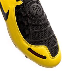 Separar cantidad Suponer  Bota de fútbol Nike Total 90 Laser SE FG Zest-Black - Tienda de fútbol  Fútbol Emotion