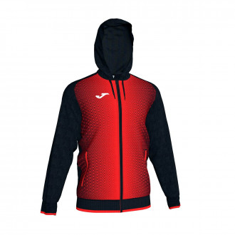 Jacket  Joma Supernova Black-Red