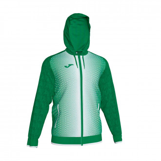 Jacket  Joma Supernova Green-White