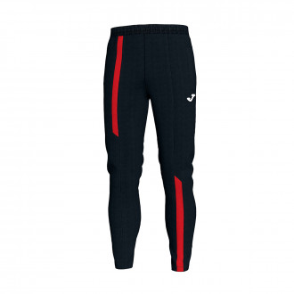 Long pants  Joma Supernova Black-Red