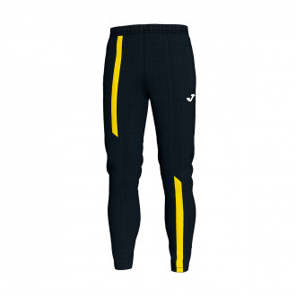 Long pants  Joma Supernova Black-Yellow