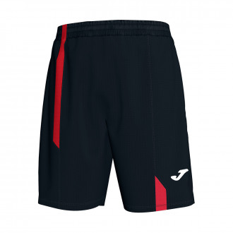 Bermuda Shorts  Joma Supernova Black-Red
