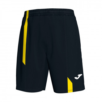 Bermuda Shorts  Joma Supernova Black-Yellow
