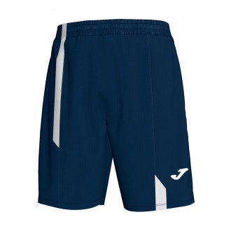 Bermuda Shorts  Joma Supernova Navy blue-White